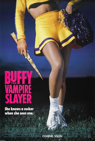 Buffy the Vampire Slayer (1992) Movie Review