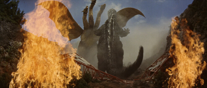 Ghidorah, the Three-Headed Monster screenshot