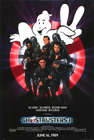 Ghostbusters II (1989) Movie Review