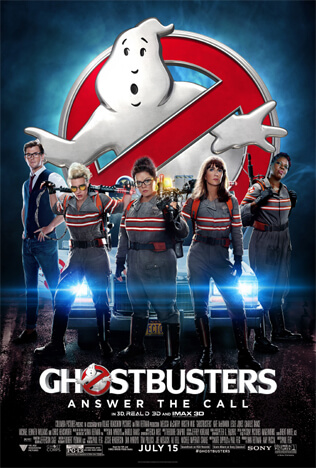 Ghostbusters: Answer the Call poster