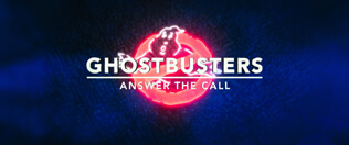 Ghostbusters: Answer the Call title screen