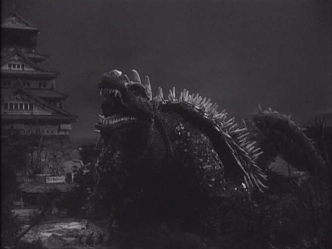 Godzilla Raids Again screenshot