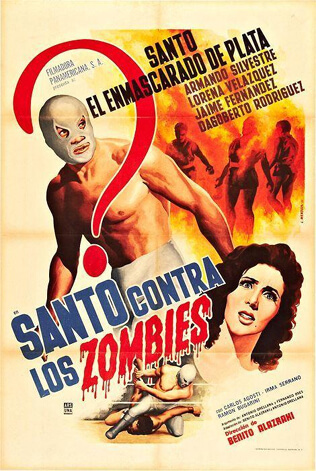 Invasion of the Zombies (1961) Movie Review