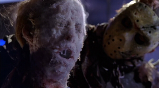 Jason X screenshot