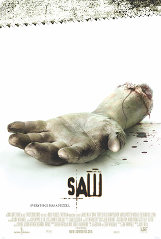 Saw (2004) Movie Review