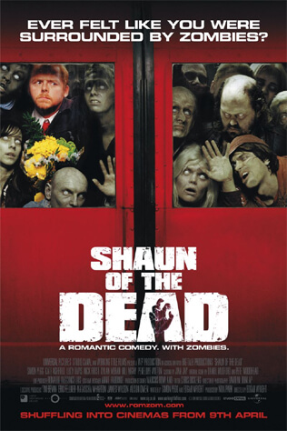 Shaun of the Dead (2004) Movie Review