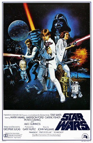 Star Wars (1977) Movie Review