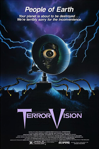 TerrorVision (1986) Movie Review