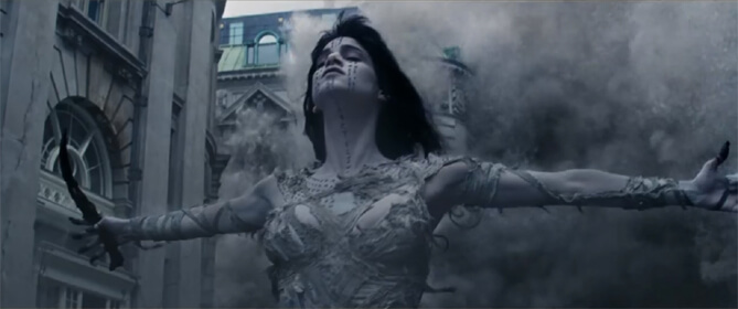 The Mummy screenshot