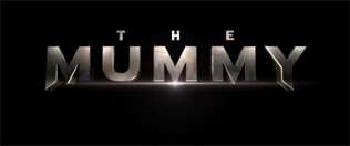 The Mummy title screen