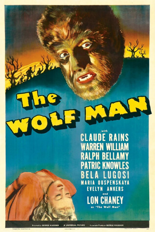 The Wolf Man (1941) Movie Review