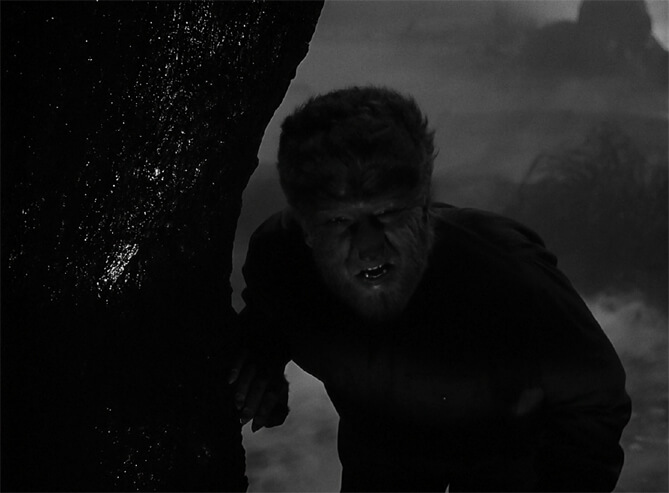 The Wolf Man screenshot