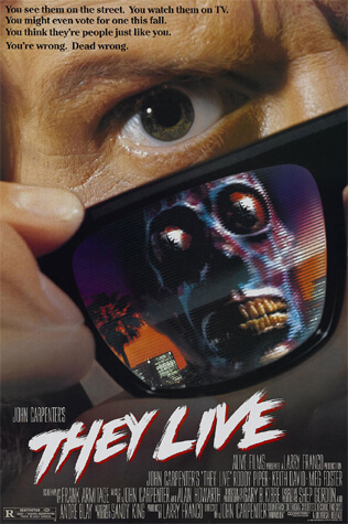 They Live (1988) Movie Review
