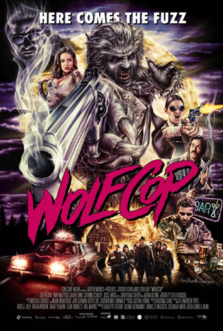 WolfCop (2014) Movie Review