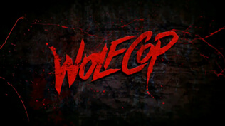 WolfCop title screen